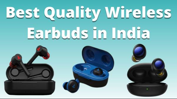 best-earbuds-in-india